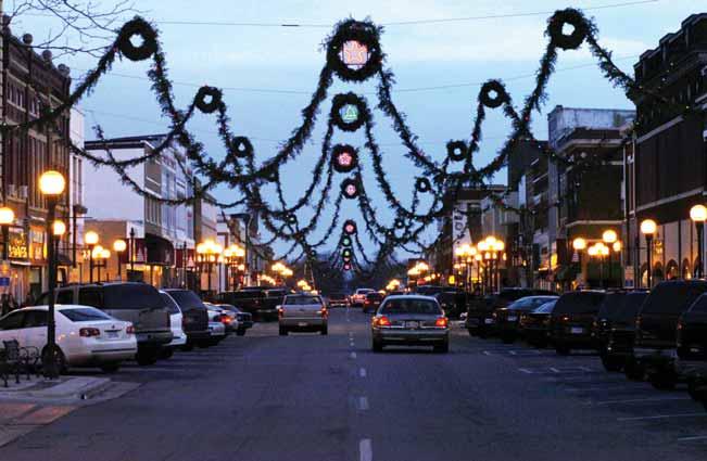 Christmas Lights Festivals