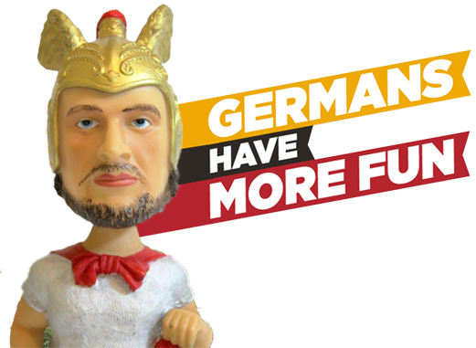 Germans Have More Fun - Learn More