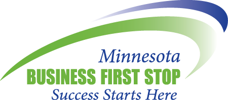 Logo - MN Business First Stop