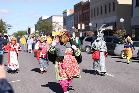 Things to do Kids Parade