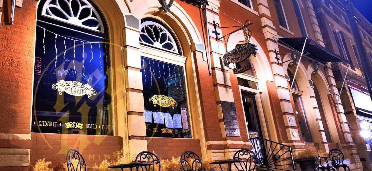 Unique Places to Gather Grand Kabaret