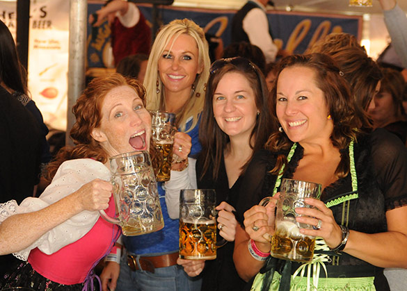 Oktoberfest New Ulm Events