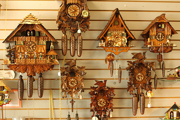 4 Cuckoo Clock New Ulm Top Ten