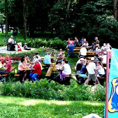 Picnic in the Park - New Ulm Top Ten