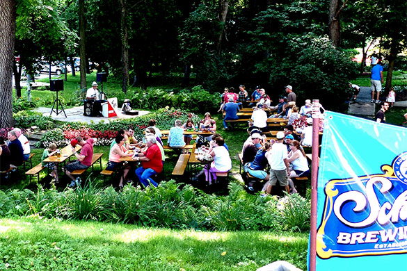 Picnic in the Park - New Ulm Top Ten