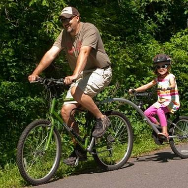 Bike Path Activities New Ulm