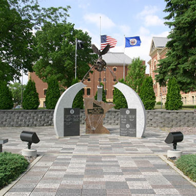 Brown Co Veterans Memorial Attractions
