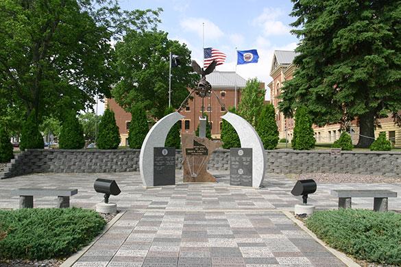 Veterans Memorial Attractions