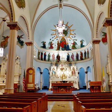 Cathedra of the Holy Trinity