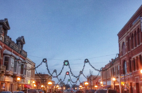 Christmas Festivals and Events Photo by Kyle Krenz