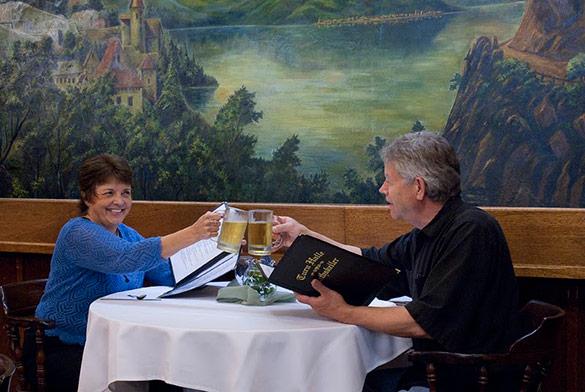 8. Dine Like the Deutsche