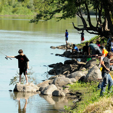 Fishing Activities New Ulm