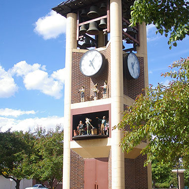 Glockenspiel New Ulm Attractions