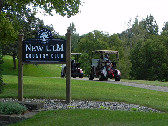 Country Club Activities New Ulm