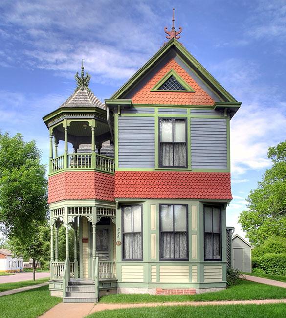 New Ulm - Wanda Gag House
