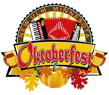 Oktoberfest Logo New Ulm Events