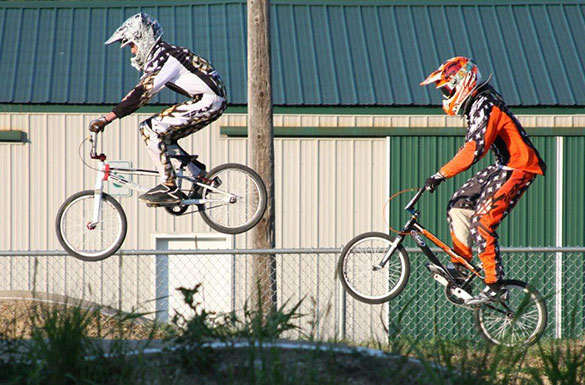 Skate Park and BMX Track New Ulm Activities