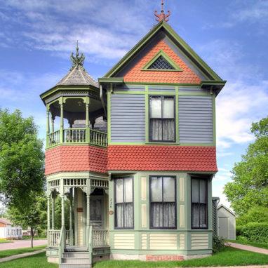Wanda Gag House New Ulm Attractions