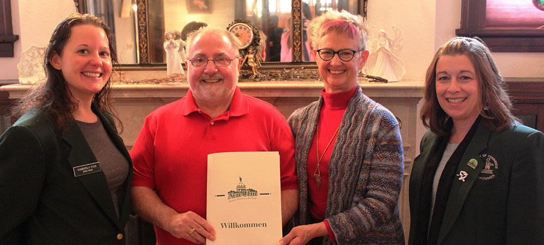 2016-04-15 Gary Sonnenberg-elected-president MN Bed Breakfast Assoc