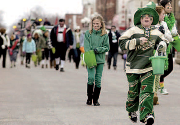 St- Patrick's Day Parade New Ulm Events