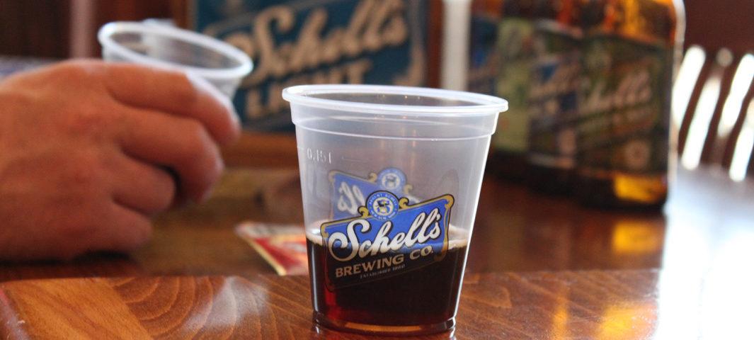 Schell's Brewery Beer