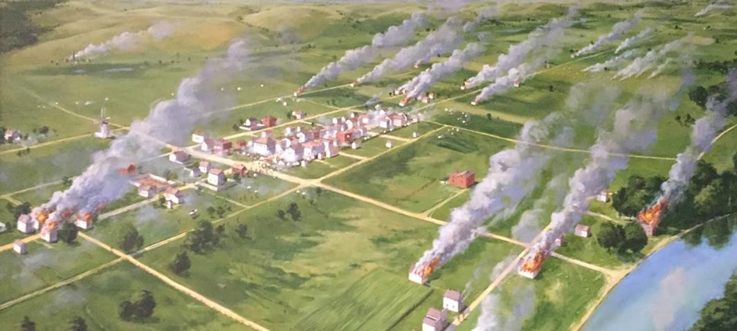 Battlefield, New Ulm by Michael Eischen