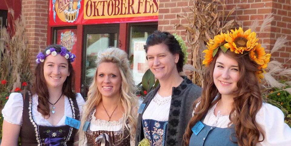 Oktoberfest at Schells Brewery