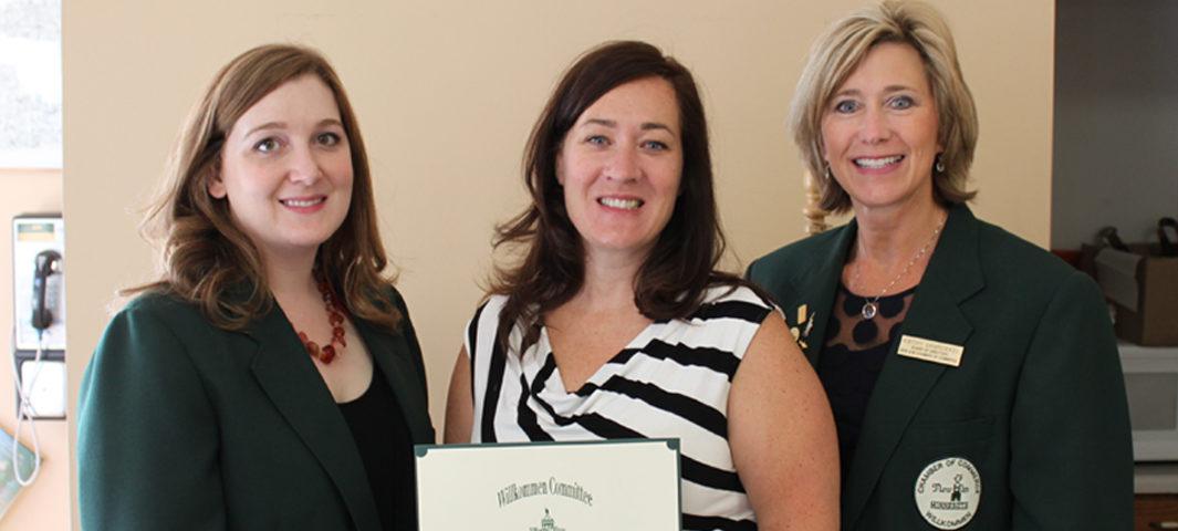 Rebecca Triplett, Brown County ChildCare Coordinator