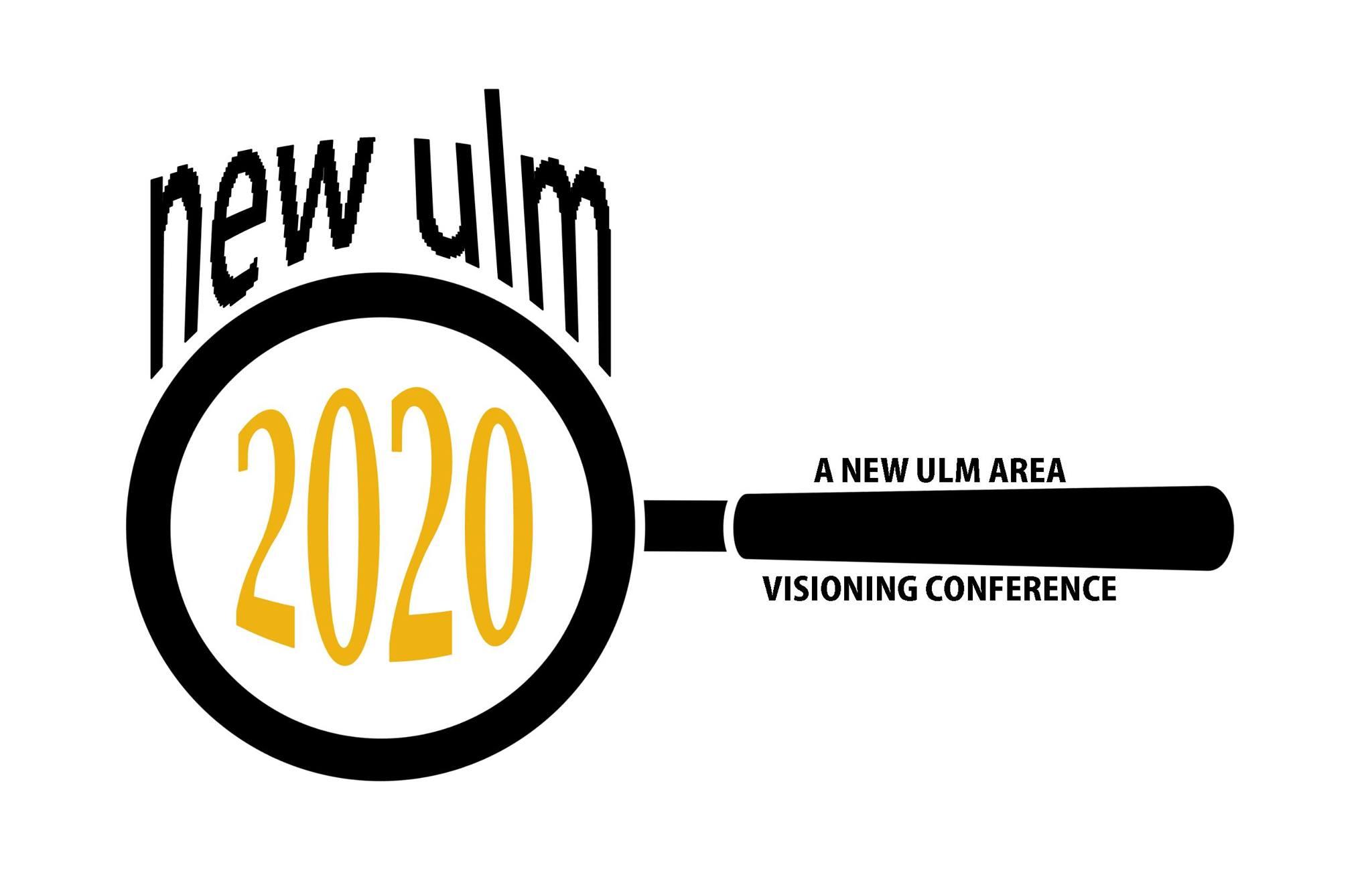 New Ulm 2020 logo