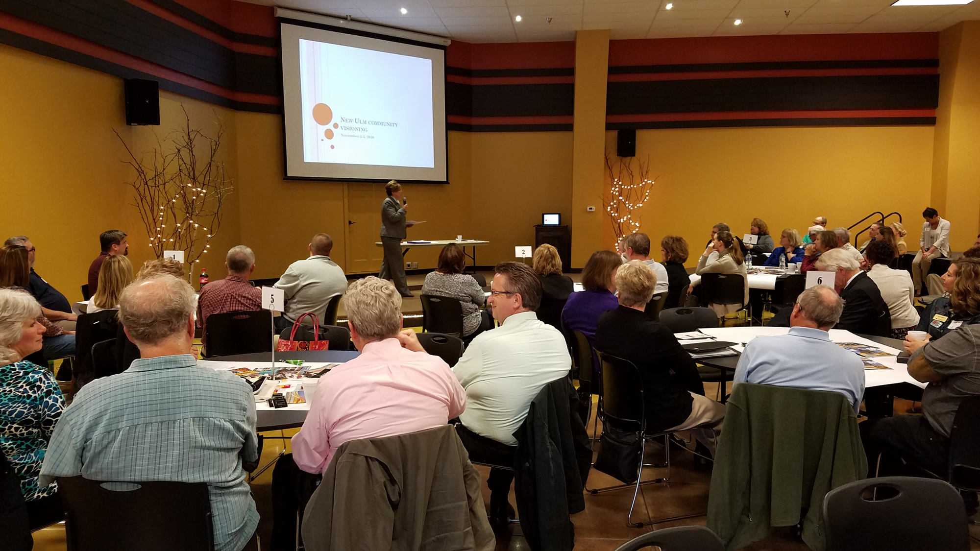 Community Visioning Conference