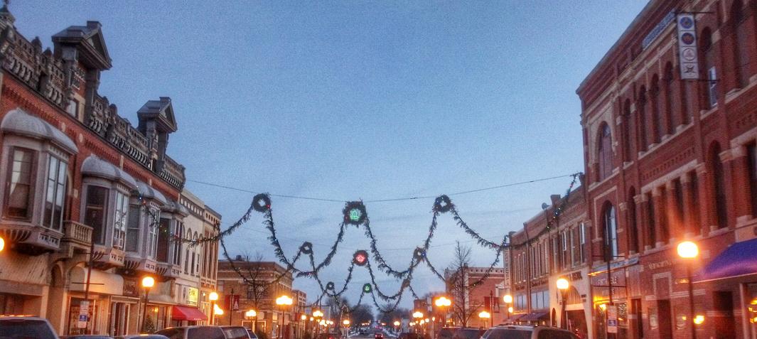 New Ulm Christmas