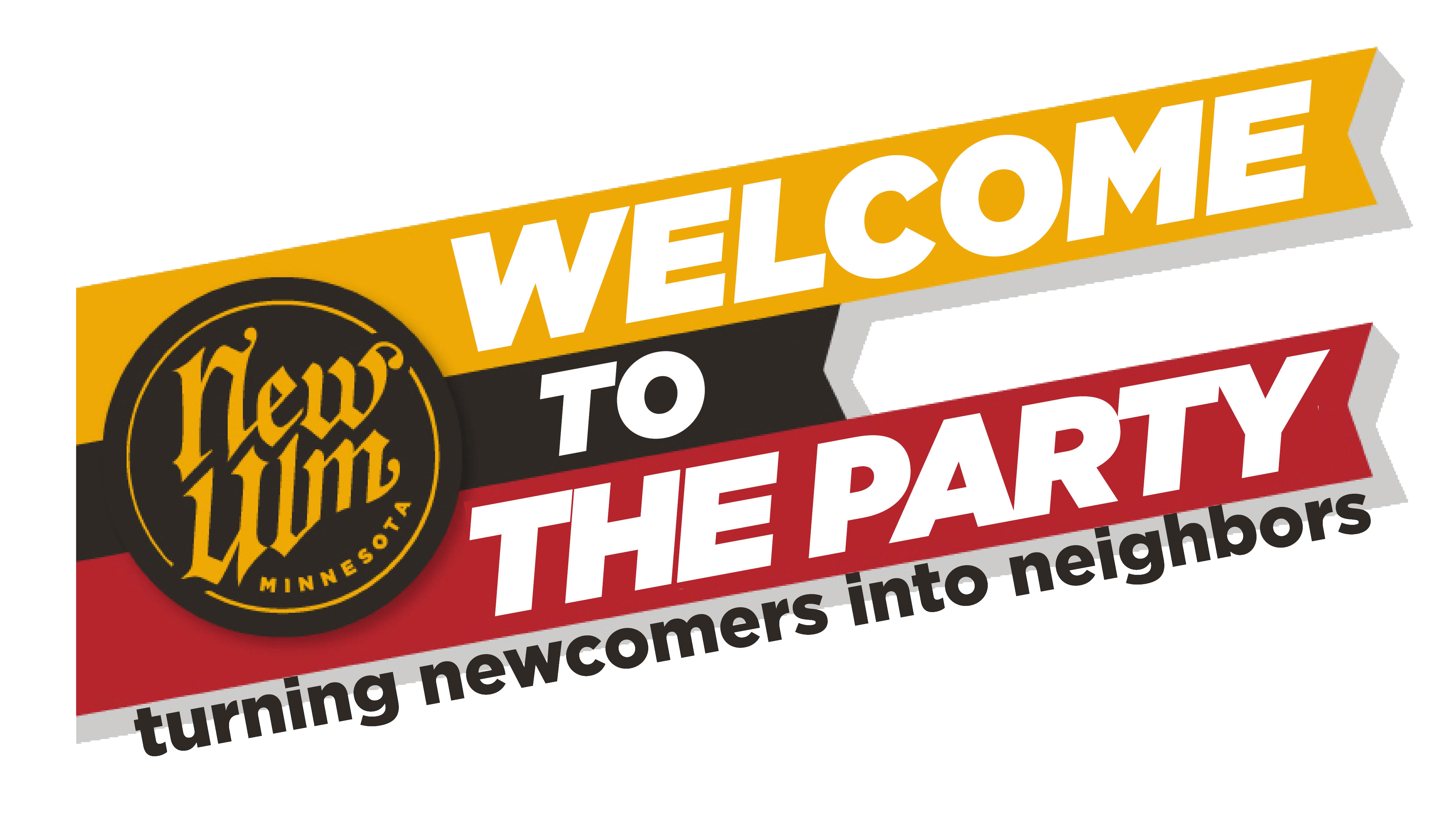 Welcome to the Party logo png