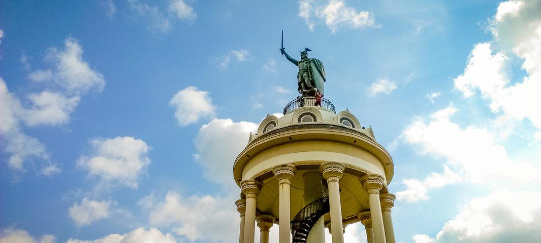 Hermann Monument, by Brett Whaley