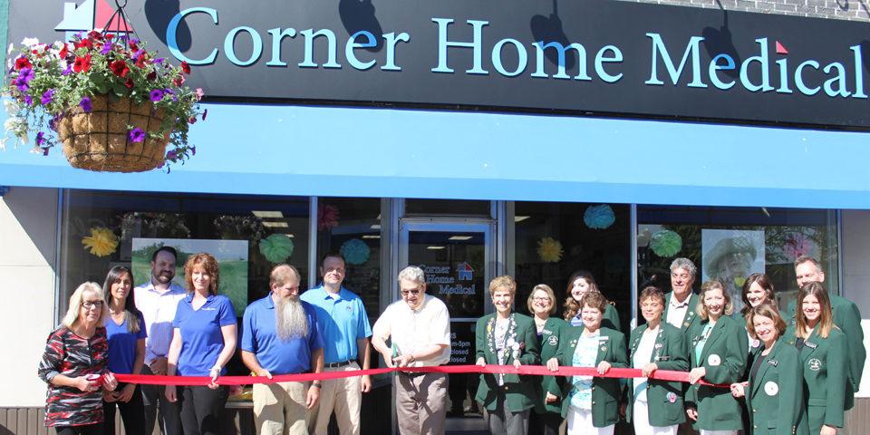 Corner Home Medical