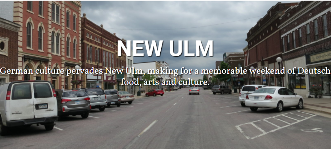 Visit Twin Cities on New Ulm