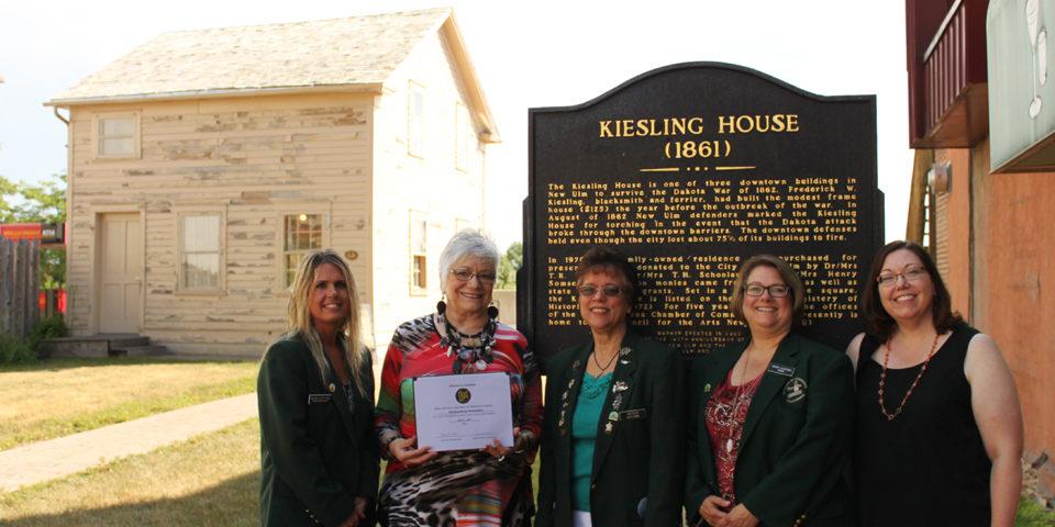 Kiesling House