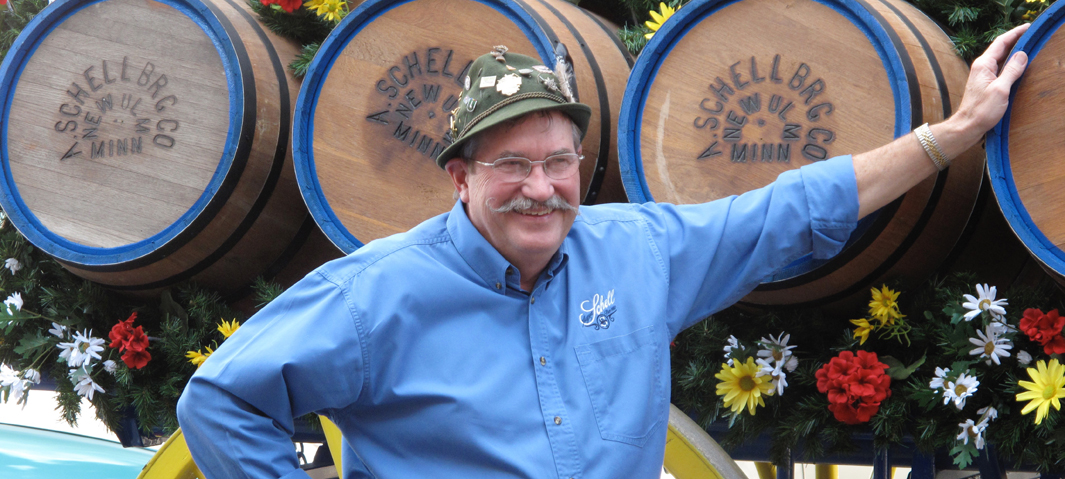 Ted Marti, Schell's Brewery