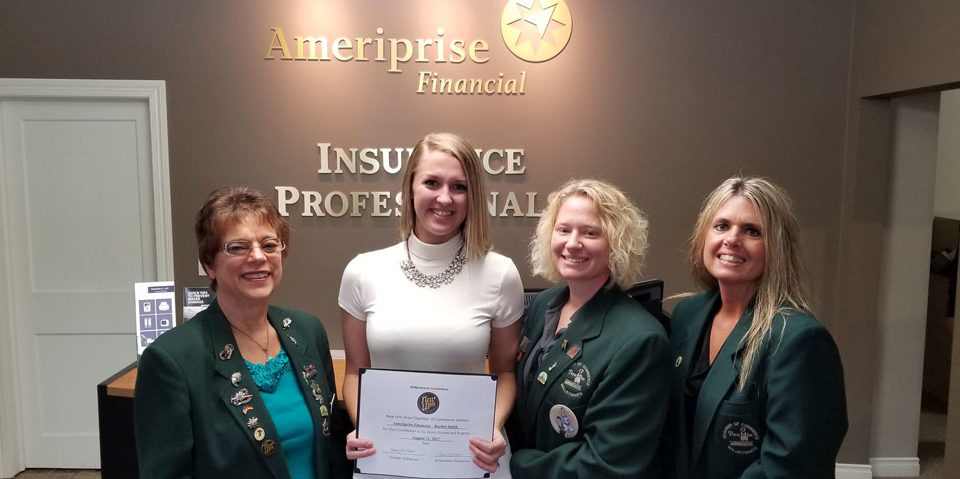ameriprise financial rachel smith