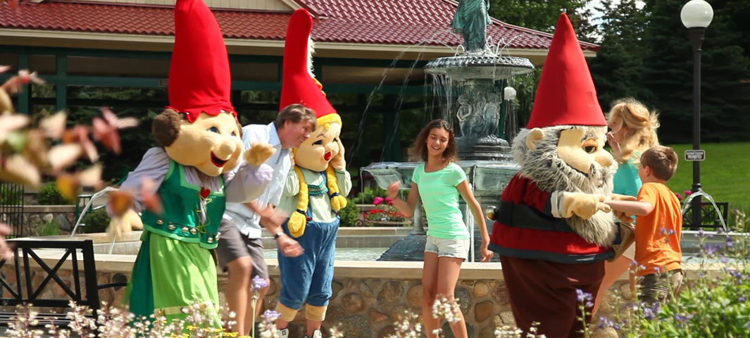 Dance with a gnome in New Ulm