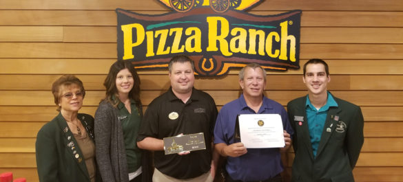 Pizza Ranch, New Ulm