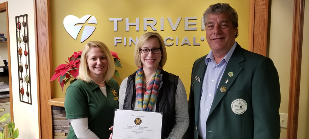Dinah Spurgin, Thrivent Financial