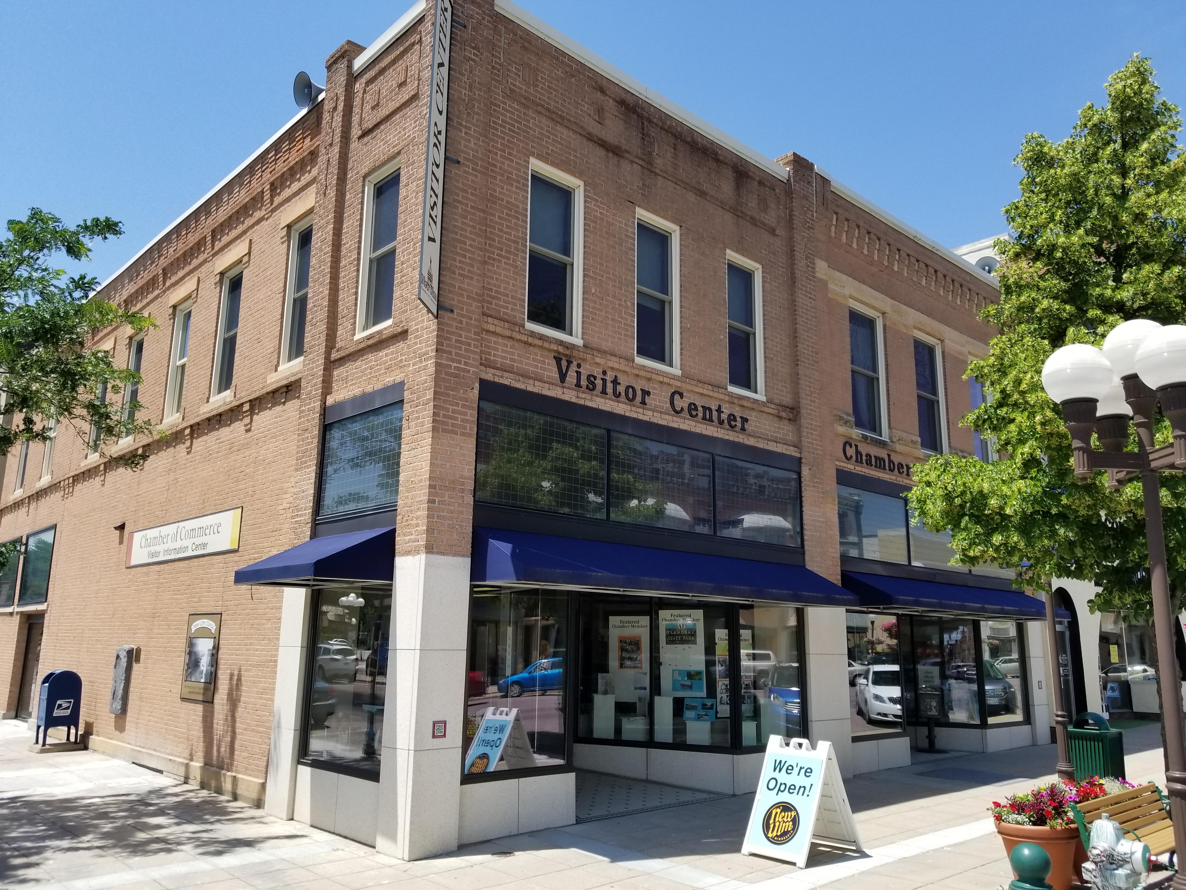 Chamber Visitor Center