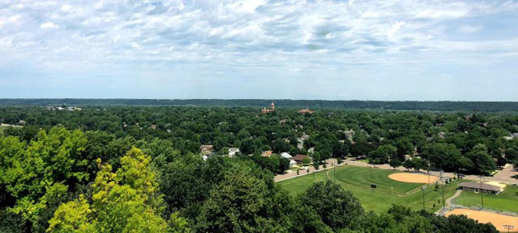 New Ulm, Katy Flint