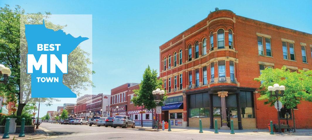 New Ulm - Best Town