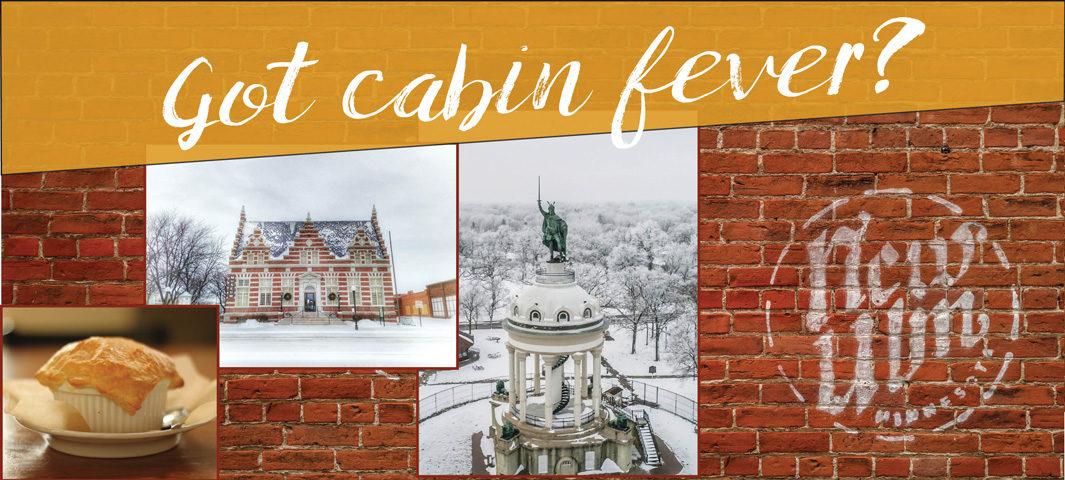 cabin fever blog 2019