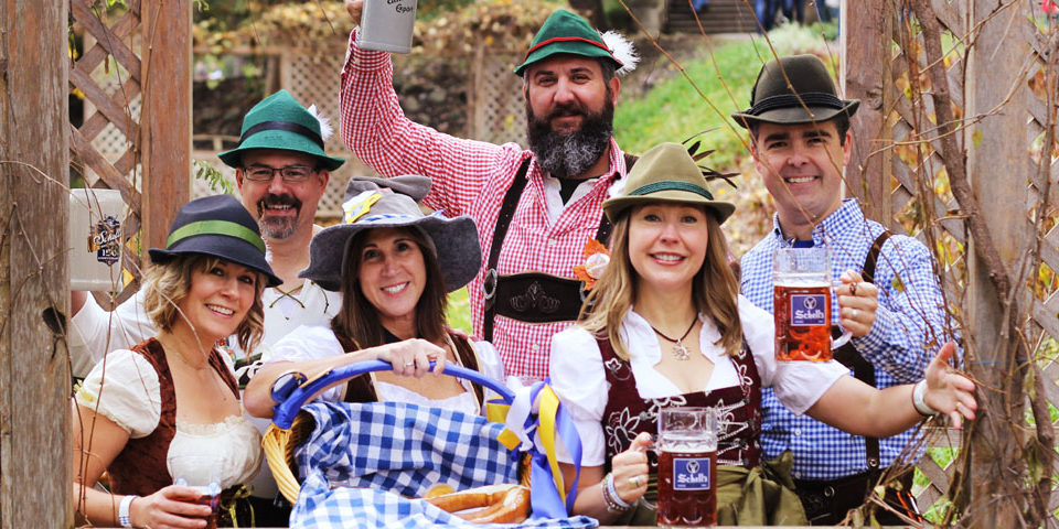Oktoberfest at Schells