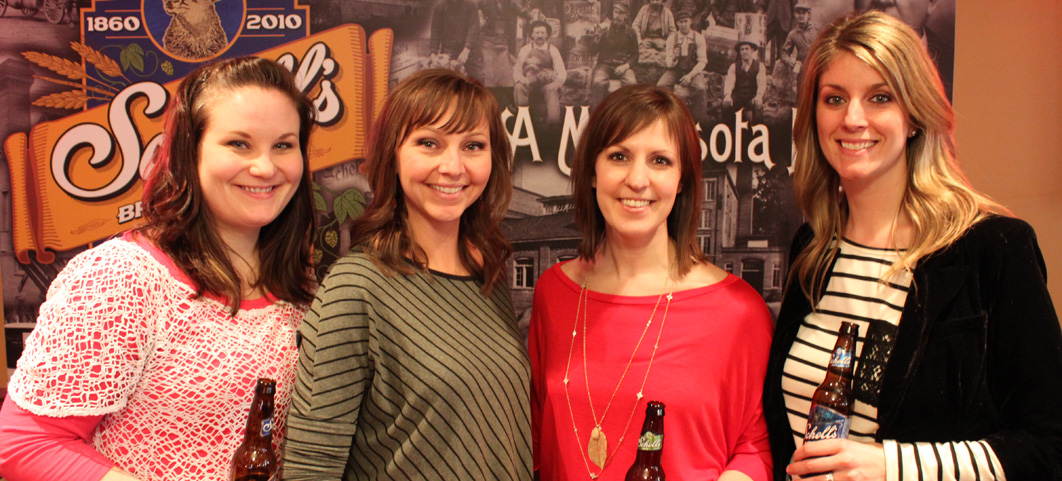 Ladies at Schell's Brewery - Momcation