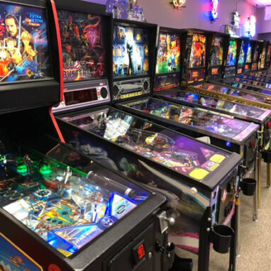 The Pinball Place