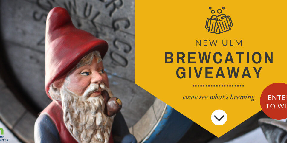 Brewcation Giveaway New Ulm
