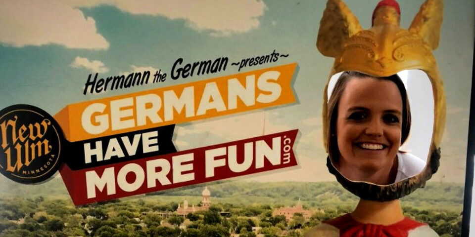 Katy Flint - Germans Have More Fun